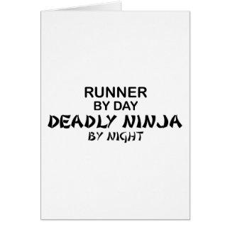 Runner Deadly Ninja by Night Card