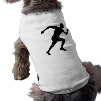 Runner Pet T Shirt