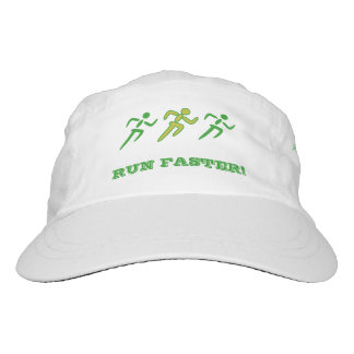 Runner fun quote custom text hat
