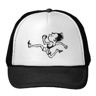 runner more runner hat