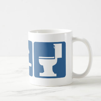 Runner-Runner Flush Coffee Mug