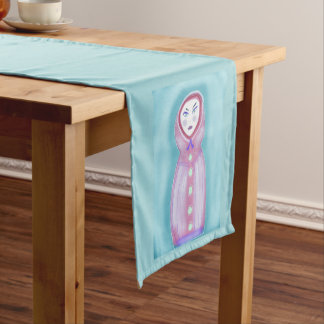 Runner table matrioska