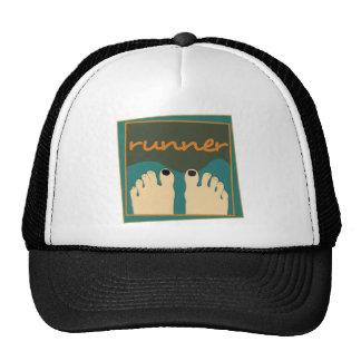 Runner Toes Hat