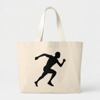 Runner Tote Bags