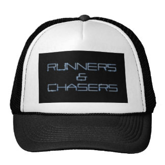 Runners and chasers PNG Mesh Hats