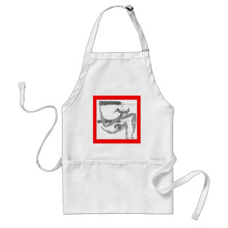 runners adult apron
