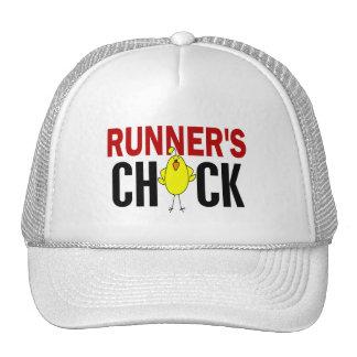 Runner's Chick Mesh Hat