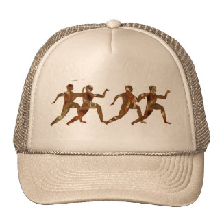 RUNNERS Competition RUN Walk Fitness Health Cap