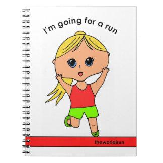 Runner's Notebook #3