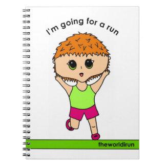 Runner's Notebook #7