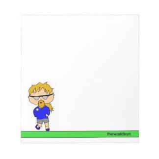 Runner's Notepad #4