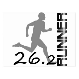 Runners Zone Gifts and Apparel Postcard