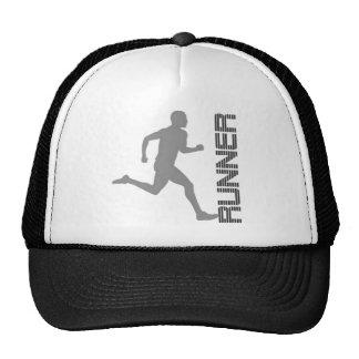 Runners Zone Mesh Hats