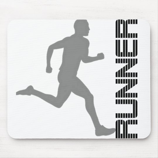 Runners Zone Mousepad