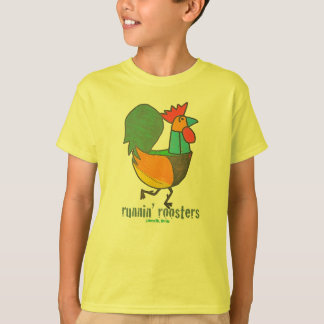 RUNNIN' ROOSTERS T-Shirt
