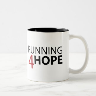 Running4Hope Mug