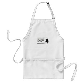 Running and Steeplechase Standard Apron