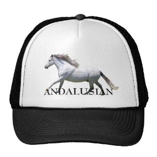 RUNNING ANDALUSIAN CAP