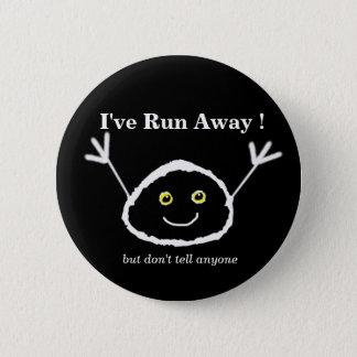 Running Away Button