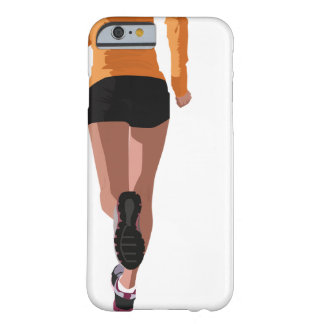 Running Barely There iPhone 6 Case