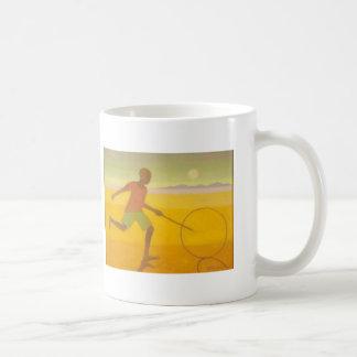 Running Boy 2010 Coffee Mug