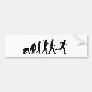 Running Bumper Sticker for Runners