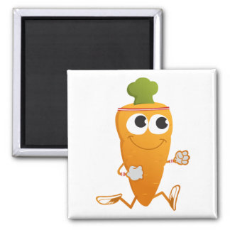 Running Carrot Magnet