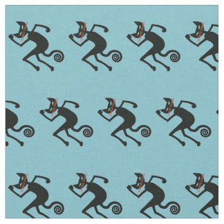 Running Cats Fabric