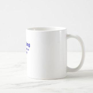 Running Cheaper than Therapy Coffee Mug