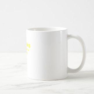Running Cheaper than Therapy Basic White Mug