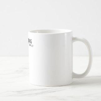 Running Cheaper Than Therapy T-Shirts.png Basic White Mug