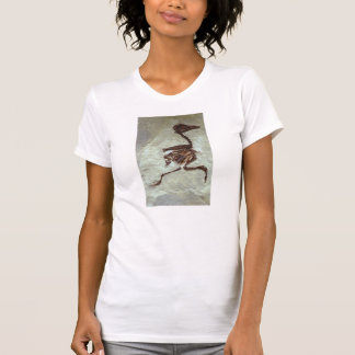 Running Chicken Fossil T-Shirt