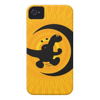 Running Dinosaur iPhone Case iPhone 4 Case
