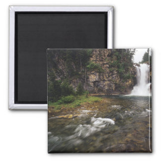 Running Eagle Falls aka Trick Falls in the Two Square Magnet