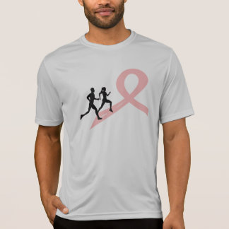 Running for a Cause - Pink Tee Shirt