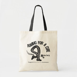 Running For A Cure Brain Cancer Bag