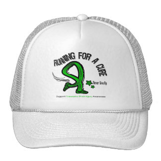 Running For A Cure Traumatic Brain Injury Trucker Hat