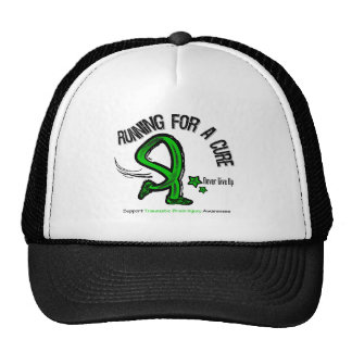 Running For A Cure Traumatic Brain Injury Trucker Hats