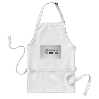 Running for Rick, 2012 Standard Apron