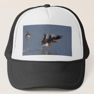 Running Greylag Goose Trucker Hat