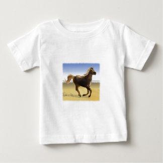 Running horse baby T-Shirt