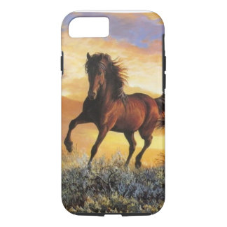 Running Horse iPhone 7 Case