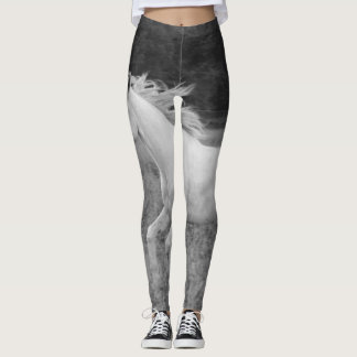 Running Horse Leggings