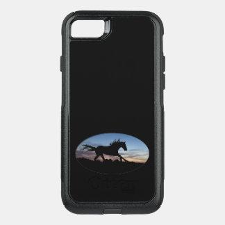 Running Horse OtterBox Commuter iPhone 8/7 Case