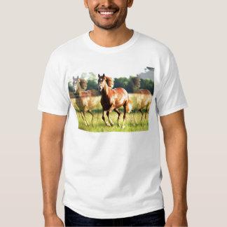 Running Horse Shirts