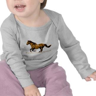 Running Horse T Shirt