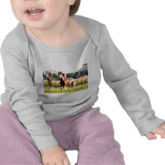 Running Horse Tee Shirt