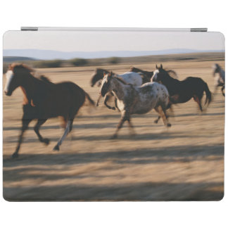 Running Horses iPad Cover