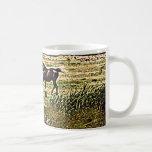 Running Horses Mugs