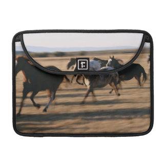 Running Horses Sleeve For MacBooks